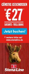 Stena Line Sassnitz-Trelleborg