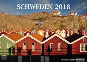 Schweden Kalender 2018