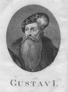 Gustav Vasa.