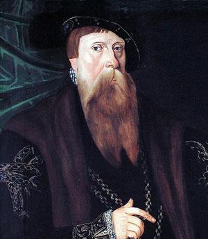 Gustav Vasa (1496-1560).