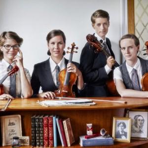 Vindla String Quartett   © Smålands Kulturfestival, Karl-Johann Hjertström