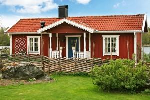 Ferienhaus in Edsbro