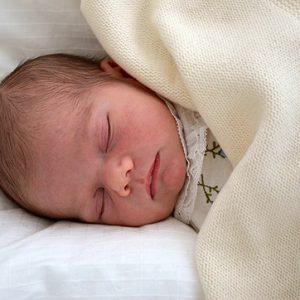 Kleiner Prinz. Seine Königliche Hoheit Prinz Oscar von Schweden. Foto: Kungahuset.se