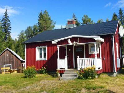Ferienhäuser Nordschweden