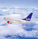 Boeing SAS NEU: Mit SAS 2 Mal täglich von Hamburg nach Stockholm