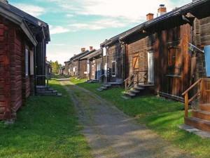 """Kyrkstad """"Bonnstan"""" in Skellefteå. Foto:  Jörgen Lundqvist, commons.wikimedia.org (CC BY-SA 3.0)"""