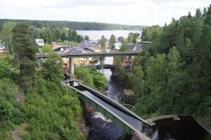 Dalslands-Kanal in Håverud. Foto: Fredrik Rubensson/ flickr.com (CC BY-SA 2.0)