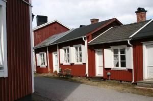 Gammelstads kyrkstads in Luleå. Foto: Till Westermayer/ flickr.com (CC BY-SA 2.0)