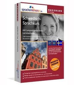 Schwedisch lernen mit einer auf jeden Lerntyp abgestimmten Lernmethode.