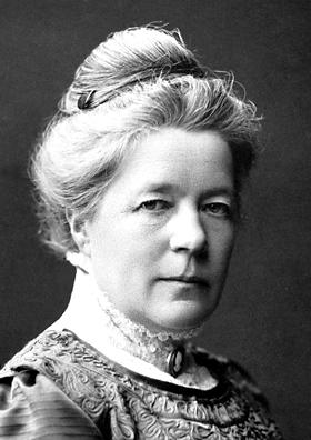 Selma Lagerlöf war die erste Frau, die den Nobelpreis für Literatur erhielt. Das war 1909.