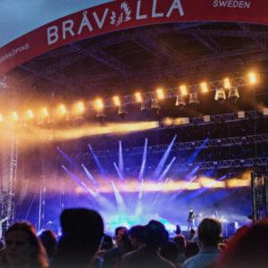 Kein Festival im kommenden Jahr. Foto: www.bravallafestival.se/