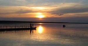 Größter See in Gästrikland: Der Storsjön in Sandviken. Foto: Frank Huencke / commons.wikimedia.org (CC BY-SA 3.0)