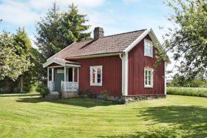 Ferienhaus Småland