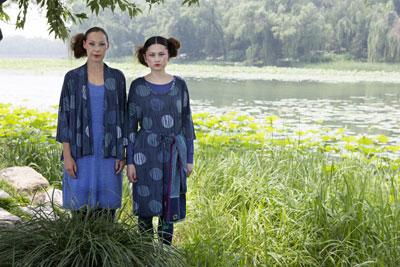 Mode für farbstarke Frauen