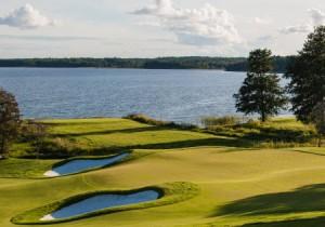 Ullna Golf Club bei Stockholm, Foto: Visit Sweden