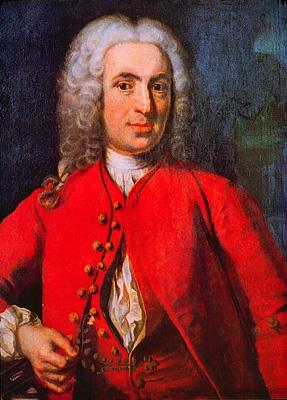 Carl von Linné, 1707 - 1778.