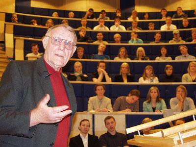 Einer der Reichsten der Welt: Ingvar Kamprad.