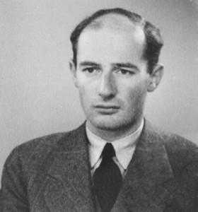 Raoul Wallenberg.