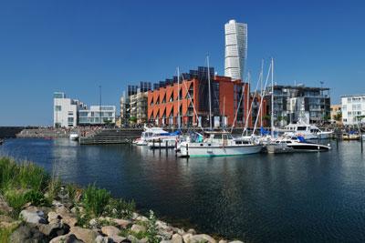 Maritimes Malmö. Foto: Justin Brown/ imagebank.sweden.se