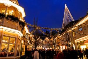 Weihnachtsstadt Göteborg. Foto: Göran Assner