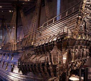 Das Vasa-Museum mit dem berühmtesten Schiff Schwedens. Foto: Ola Ericson/ imagebank.sweden.se