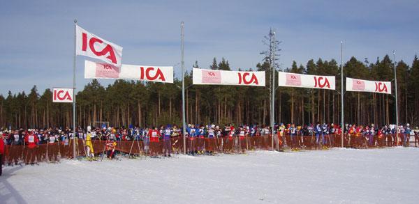 Traditionsreicher Vasalauf - eine Ski-Event der Extraklasse!