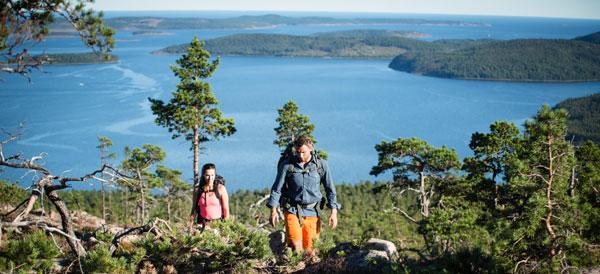 Foto: Friluftsbyn Höga Kusten/ imagebank.sweden.se