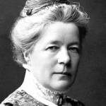 Selma Lagerlöf, 1858-1940.