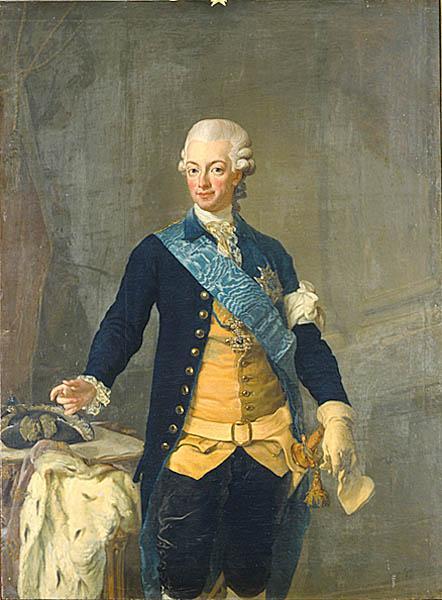 Gustav III. (1746–1792).