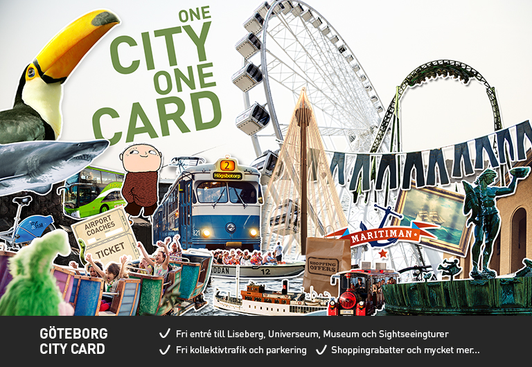 Goeteborg City Card