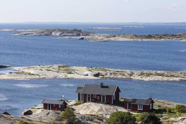 Die Inselwelt vor Stockholm. Foto: Henrik Trygg/ imagebank.sweden.se
