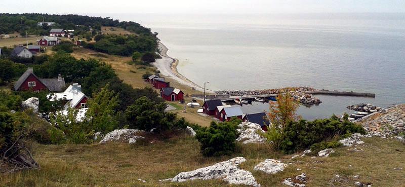 Weitblick auf Gotland. Foto: privat
