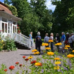 Astrid Lindgrens Elternhaus. Foto: © Kulturzentrum Astrid Lindgrens Näs