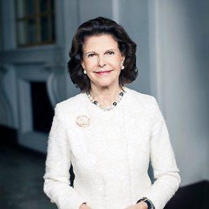 Ihre Majestät Königin Silvia wurde mit dem Benediktspreis ausgezeichnet. Foto: Rosie Alm, Kungahuset.se /