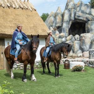 Die Brüder Löwenherz als neue Attraktion Foto: © Astrid Lindgrens Värld