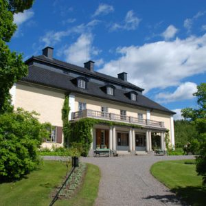 Mårbacka, heute ein Gedächtnis-Hof. Foto: KM IDÉ, Östra Ämtervik