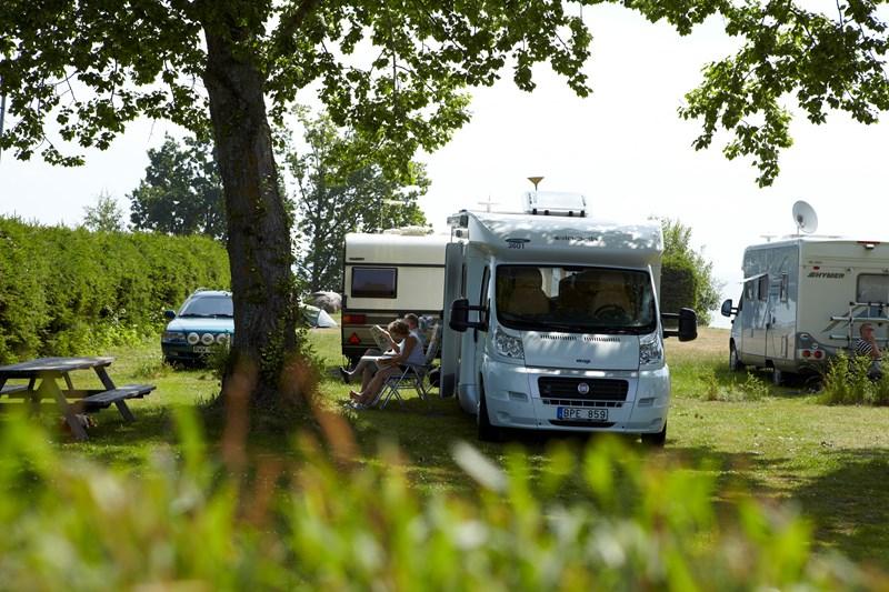 Neuer Rekord für schwedische Campingplätze. Foto: Rob Vanstone / SCR
