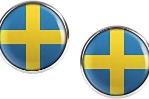 Schweden Ohrstecker