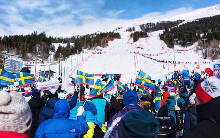 Åre Ski WM