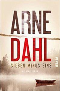 Arne Dahl Sieben minus eins