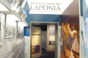 Im Ájtte-Museum in Jokkmokk