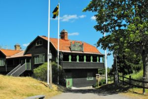 "Das Restaurant ""Odinsborg"""