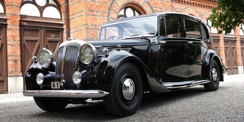 Daimler von 1950
