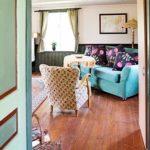 Ferienhaus in Schweden - Innenansicht Wohnzimmer