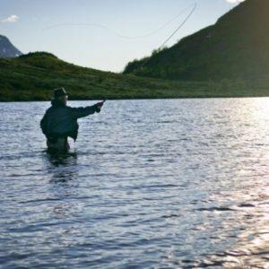 Fliegenfischen in Schweden