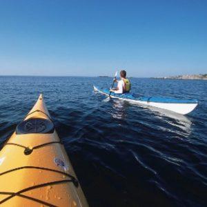 Schwedens Westküste mit dem Seekajak entdecken