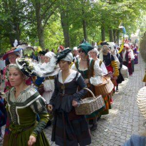 Ostsee-Insel der Glückseligen: Auf Gotland kommen einmal im Jahr die Mittelalter-Fans zusammen. Foto: privat