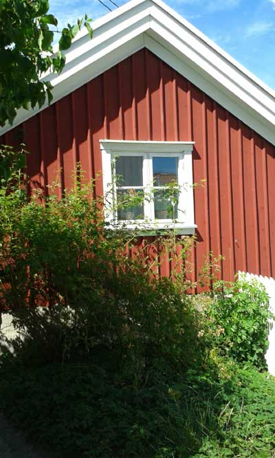 Holzhaus Sommerhaus