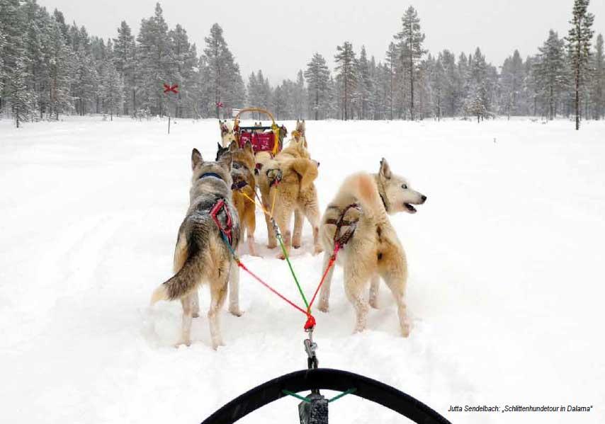 Schwedenkalender Januar