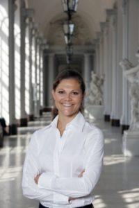 Kronprinzessin Victoria von Schweden.